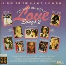 Most beautiful Love Songs 2 (18 tracks, 1985, #rca/pd-70896) Commodores, .. [CD]