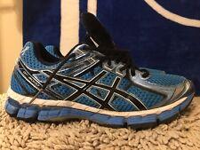 Asics GT 2000 2 BR Blue Ribbon, T3Q4N, Blue/Black, Men's Running Shoes, Size 10