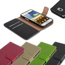 Handy Hülle für Samsung Galaxy S2 / S2 PLUS Cover Case Tasche Etui Luxury Glatt