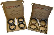 Fork Seals Bushes Full Suspension Kit NEW Yamaha YZF R6 98-04
