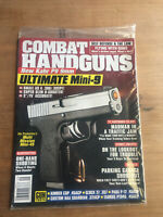# Combat Handguns Magazine September 2000 ** UNOPENED MINT**