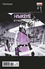 Now Hawkeye # 1 Hip Hop Variant Cover NM Marvel