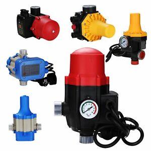 Pumpensteuerung Pumpen Tiefbrunnen Druckschalter Gartenpumpe Pumpenschalter