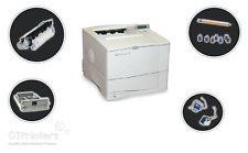 HP LaserJet 4100N Printer Remanufactured - pick up rollers > Solenoids > fuser