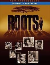 Roots (Blu-ray Disc, 2016, 3-Disc Set, Original Series)