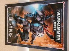 Warhammer 40K Tau Empire Codex