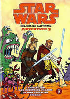 Star Wars: Clone Wars Adventures: v. 7, Fillbach Brothers, Chris Avellone, Ethen