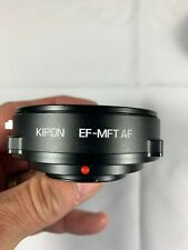 Kipon Autofocus AF Adapter for Canon EOS EF Lens to Micro Four Thirds M4/3 MFT
