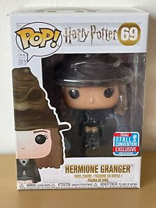 Funko POP! Harry Potter - Hermione Granger #69 - 2018 NYCC