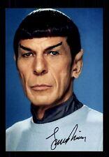 Leonard Nimoy ++Autogramm++ ++ Raumschiff Enterprise ++CH 26