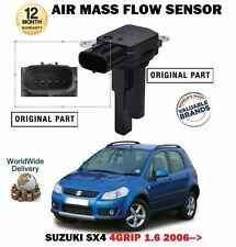 Para SUZUKI SX4 1.6 4 de agarre 4x4 M16A 2006 -- > Nuevo Original Sensor de flujo de masa de aire