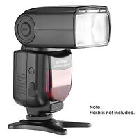 Flash Stand for Canon Nikon Pentax Olympus and Other Shoe Mount Flash Speedlite