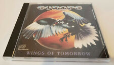 Europe Wings of Tomorrow 1984 CD