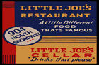 Little Joes Los Angeles California Fridge Magnet