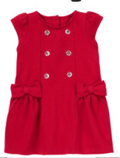 NEW Gymboree Dress Red Ponte Knit Holiday Christmas School Sisters Size 5 5T NWT
