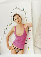 KATE MOSS by CORINNE DAY Under Exposure photo shoot BRITISH VOGUE MAGAZINE Rare