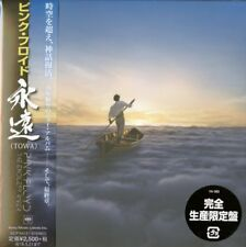 PINK FLOYD-THE ENDLESS RIVER-JAPAN MINI LP CD F56