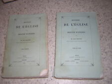 1858.histoire église et diocèse d'Angers / Tresvaux.2/2