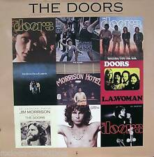 THE DOORS 1995 AN AMERICAN PRAYER DOUBLE SIDED POSTER ORIGINAL