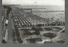 VECCHIA CARTOLINA DI grado la spiaggia gorizia