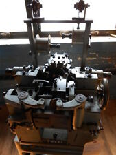 Fasti Long Amp Short Curb Chain Making Machine Model Gf Excellent Condition