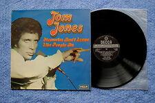 TOM JONES / LP DECCA 258.118 ( SKL.5214 ) / 1975 ( F )