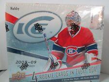 2008-09 Caja Sellada UD ICE Hockey Hobby