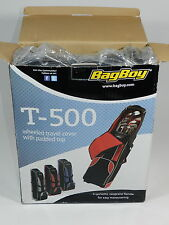 Golf Clubs Wheeled Travel Cover T-500
