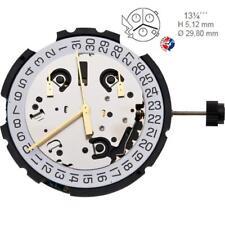 New ETA G10.211 Date At 4 O'Clock Swiss Made Chronograph Quartz Watch Movement