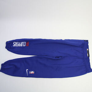 Los Angeles Clippers Nike Dri-Fit Athletic Pants Men's Blue New with Tags