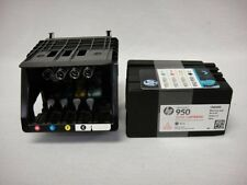 New Genuine HP 950 951 Printhead & Setup ink Set 8600 8610 8620 8630 251DW 276DW