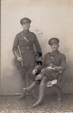 WW1 Officer Group Labour Corps General Service France or Belgium 1917