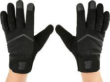 Boardman Waterproof Gloves Black Small Reflective stripe RRP £30