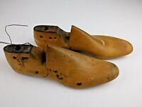 VINTAGE PAIR 8 D VULCAN Industrial Shoe Factory Industrial Last Mold  #921