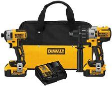 DeWALT DCK299M2, 20V MAX Brushless 2-Tool Combo Kit 4.0 Ah (Hammerdrill, Impact)