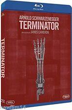 TERMINATOR BLU RAY EDICION REMASTERIZADA NUEVO ( SIN ABRIR ) JAMES CAMERON
