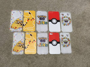 Pokemon Cartoon Collection Case Cover for iPhone 7 7Plus Melbourne Seller