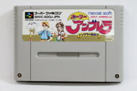Holy Umbrella naxat soft SFC Super Famicom SNES Japan Import US Seller RARE