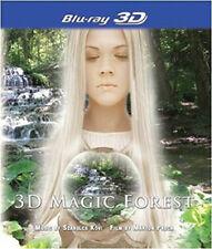 MAGIC FOREST 3D - BLU-RAY - REGION B UK