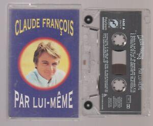 Claude François Par Lui Même Cassette K7 Tape Mc