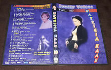 Patricia Kaas - Pretty voices 10 (2 DVDs) (Rare fans edition) Very good!!