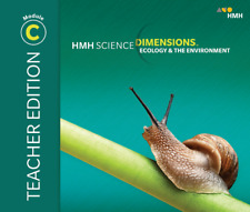 HMH Science Dimensions Teacher Edition Module C Ecology and Environment