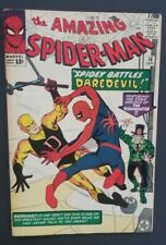 AMAZING SPIDER-MAN #16 • GORGEOUS VERY FINE OR BETTER • 1ST DAREDEVIL CROSSOVER