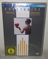 DVD EURYTHMICS - SWEET DREAMS - NUOVO NEW