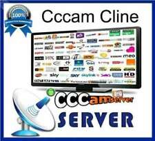 CCAM Servidor Europa||CCCAM Server Europe|| 1 Clines || 1 Lineas||TV||