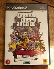 Grand Theft Auto III Sony PlayStation 2, 2001