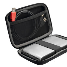 Case Logic PHDC-1 Compact Portable Hard Drive Case (Black) HDD Carrier