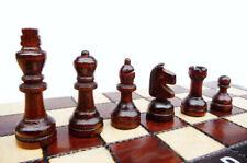 "Nuevo ajedrez de madera ""Turismo""."