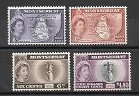 Montserrat - SG# 136b, 139a, 142a, 149a MLH  -  Lot 1219_0318462