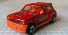 Majorette Diecast Toy Car -  Renault 5 Turbo - No.255 - Scale 1:55